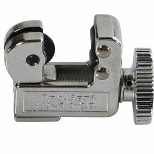 Tight Space Tube Cutter 1/8″ to 5/8″ O.D. (4mm to 15mm O.D.) tubing