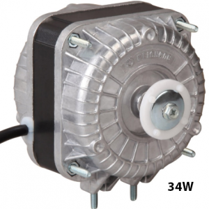 Universal, multi-fit fan motors are ideal for replacement in nearly all industrial and commercial refrigeration and ventilation equipment.