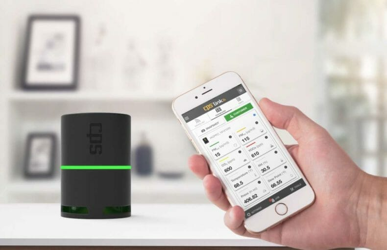 Indoor Air Quality Monitor IAQPRO CPS Products