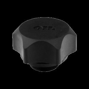 VPXOMP Vacuum Pump Port Cap Oil mist preventer exhaust port cap for 2-6 CFM models