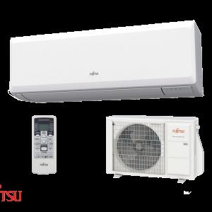 Evomart Fujitsu Economy Set 3.5kW (White) R32 Indoor Outdoor