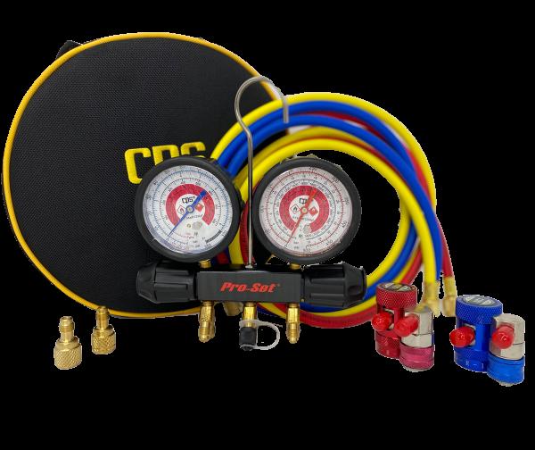 CPS MTHFO134 Automotive Manifold 134a 1234yf