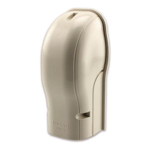 Outlet Cover Trunking (Ivory/White) NW