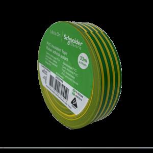 PVC Tape Green/Yellow