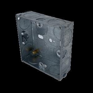 Back Box Metal 1G