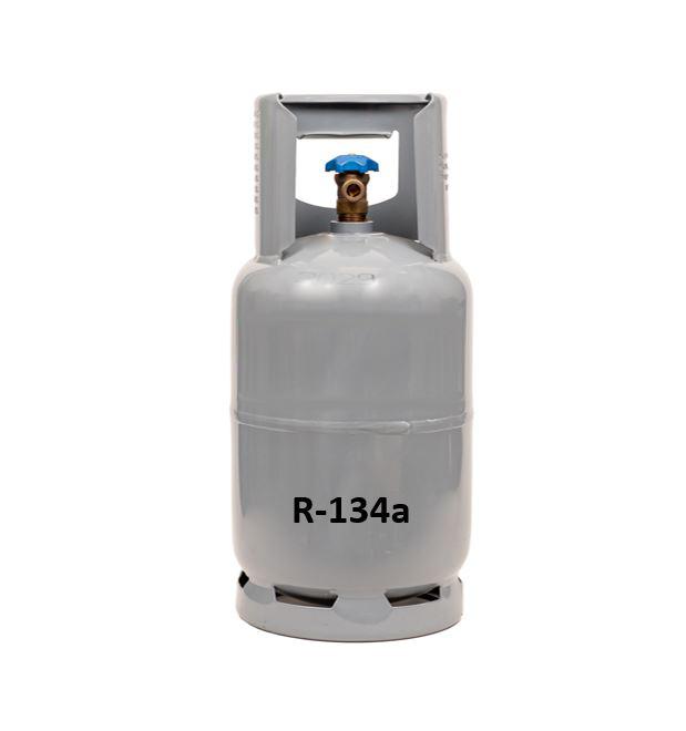 Refrigerant Cylinder R134a 10kg