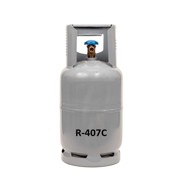 Refrigerant Cylinder R407C 10kg